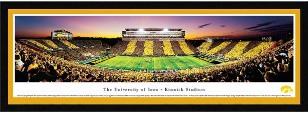 Blakeway Panoramas Indiana Hoosiers Framed Panorama Poster product image