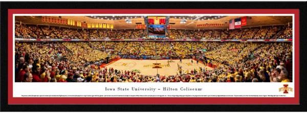 Blakeway Panoramas Iowa State Cyclones Framed Panorama Poster product image