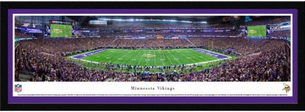 Blakeway Panoramas Minnesota Vikings Framed Panorama Poster product image