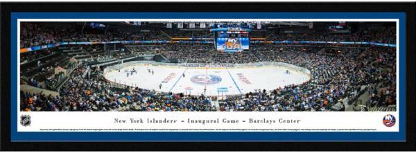 Blakeway Panoramas New York Islanders Framed Panorama Poster product image