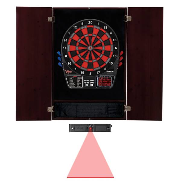 Viper 797 Electronic Dartboard and Cabinet Bundle product image