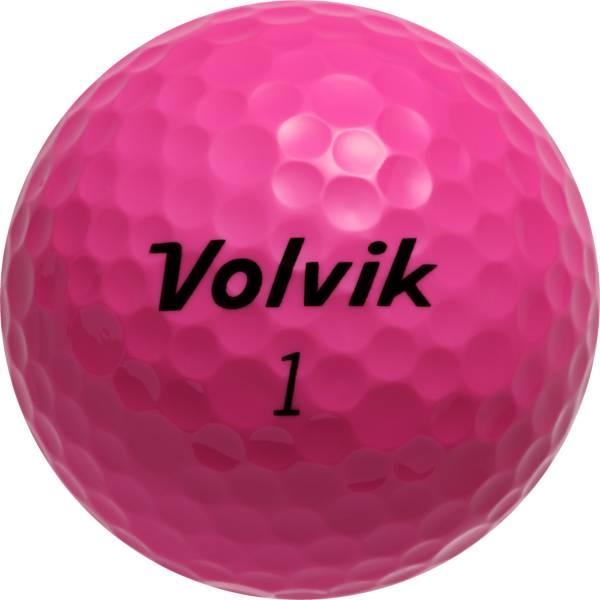 Volvik S4 Pink Golf Balls product image