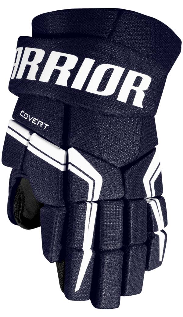 Warrior Junior Covert QRE5 Ice Hockey Gloves product image