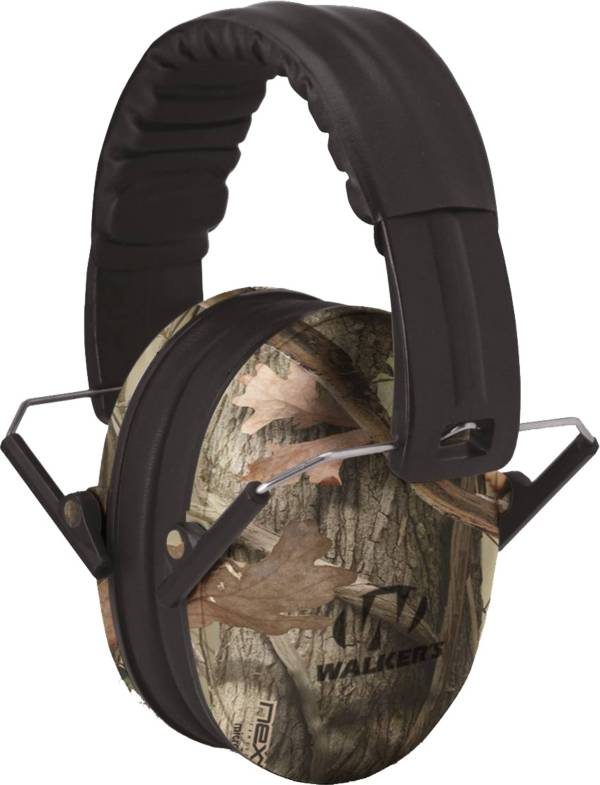 Walker's Kid Camo Passive Folding Muff product image