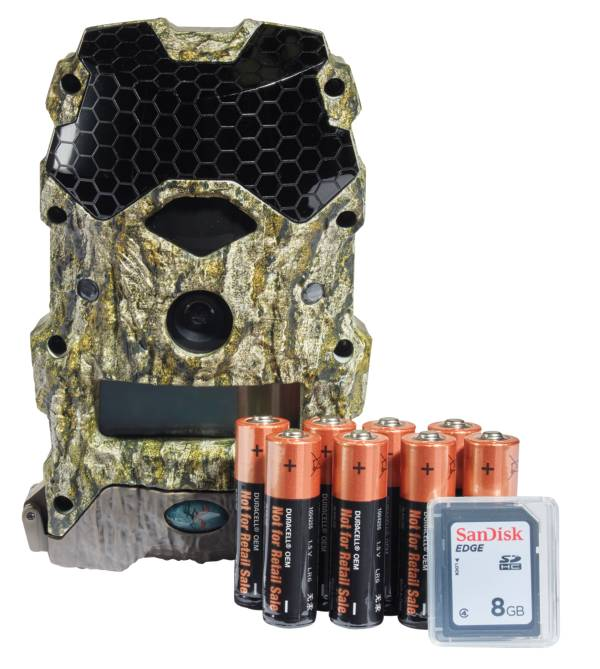 Wildgame Innovations Mirage Lightsout Trail Camera Package – 18MP product image