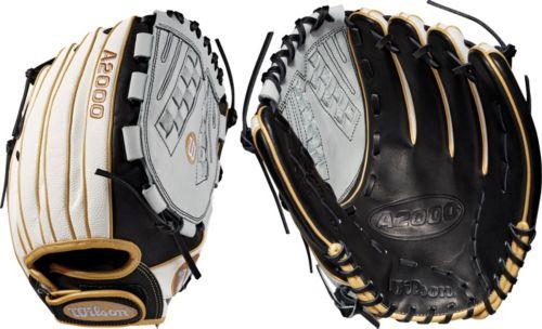 Wilson 125 A2000 SuperSkin Series Fastpitch Glove 2019