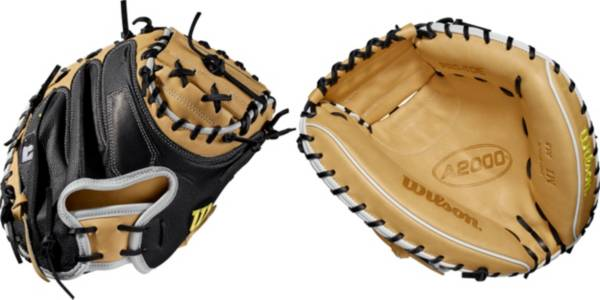 Wilson 33.5'' A2000 SuperSkin Series Catcher's Mitt product image