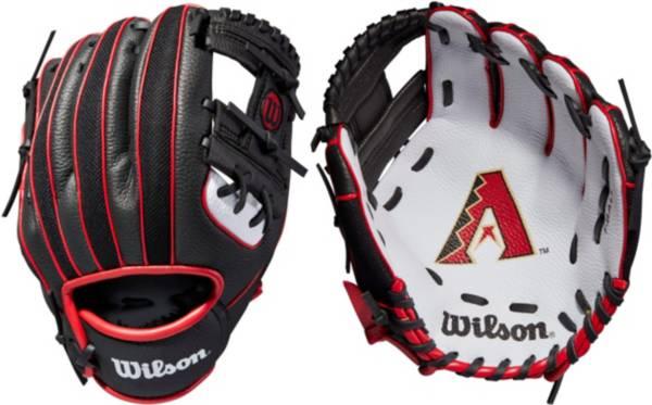 "Wilson 10"" A200 Arizona Diamondbacks T-Ball Glove product image"