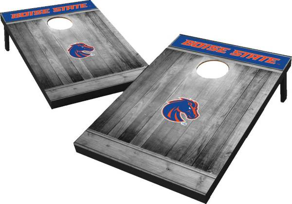 Wild Sports Boise State Broncos NCAA Grey Wood Tailgate Toss product image