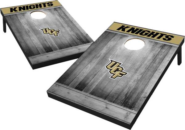Wild Sports Central Florida Knights NCAA Grey Wood Tailgate Toss product image