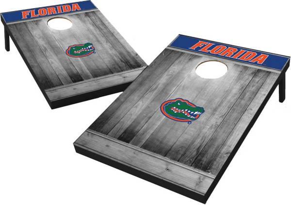 Wild Sports Florida Gators NCAA Grey Wood Tailgate Toss product image