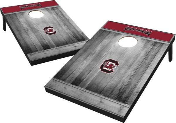 Wild Sports South Carolina Gamecocks NCAA Grey Wood Tailgate Toss product image