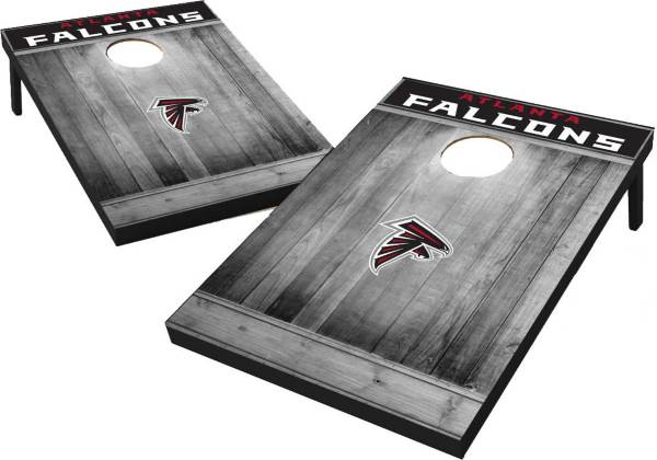Wild Sports Atlanta Falcons Grey Wood Tailgate Toss product image