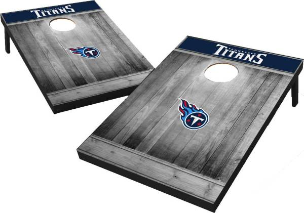 Tennessee Titans Grey Wood Tailgate Toss product image
