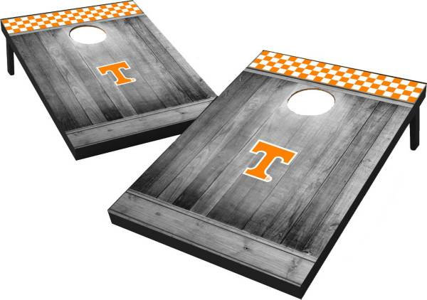 Wild Sports Tennessee Volunteers NCAA Grey Wood Tailgate Toss product image