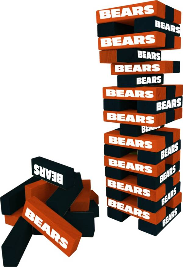 Wild Sports Chicago Bears Table Top Stackers product image
