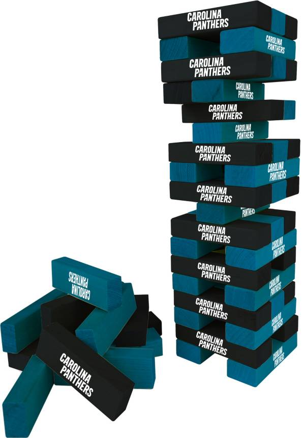 Wild Sports Carolina Panthers Table Top Stackers product image
