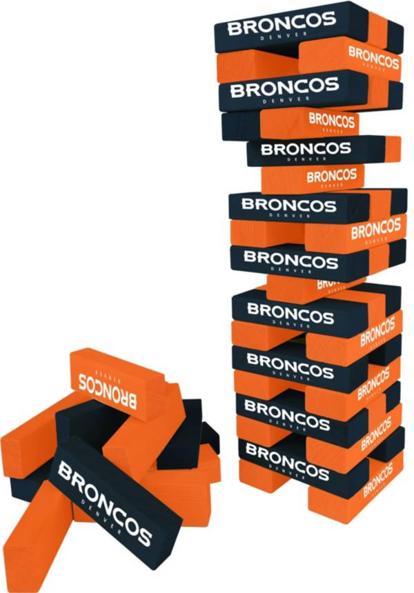 Wild Sports Denver Broncos Table Top Stackers product image