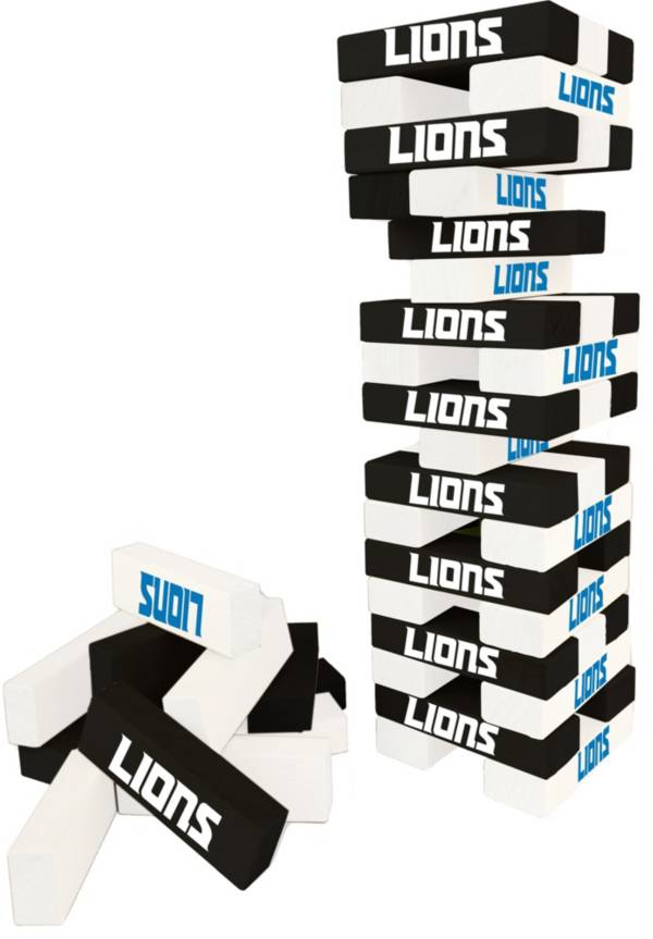Wild Sports Detroit Lions Table Top Stackers product image