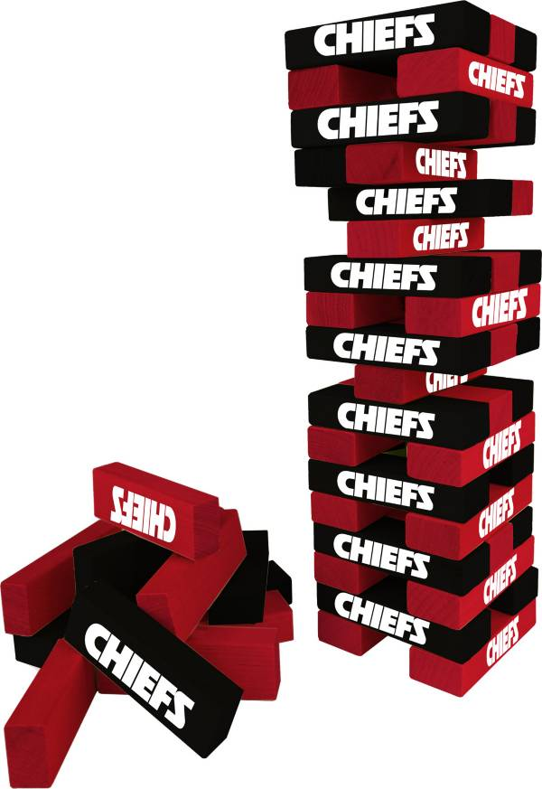 Wild Sports Kansas City Chiefs Table Top Stackers product image