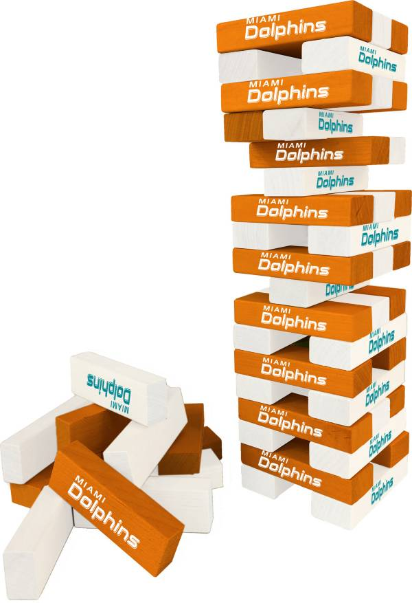 Wild Sports Miami Dolphins Table Top Stackers product image