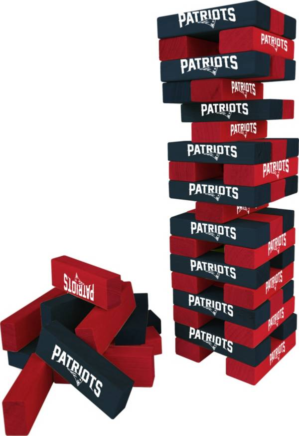 Wild Sports New England Patriots Table Top Stackers product image