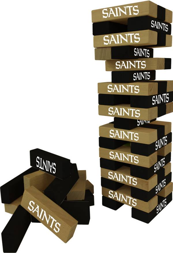 Wild Sports New Orleans Saints Table Top Stackers product image