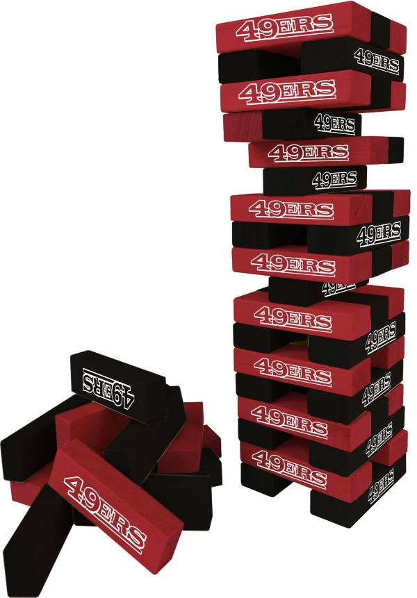Wild Sports San Francisco 49ers Table Top Stackers product image
