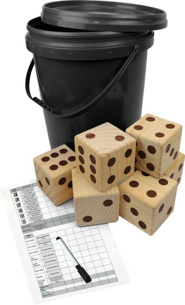 Wild Sports Yard Dice Game product image
