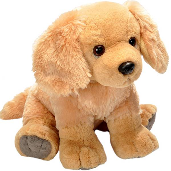 Wild Republic Golden Retriever Stuffed Animal product image