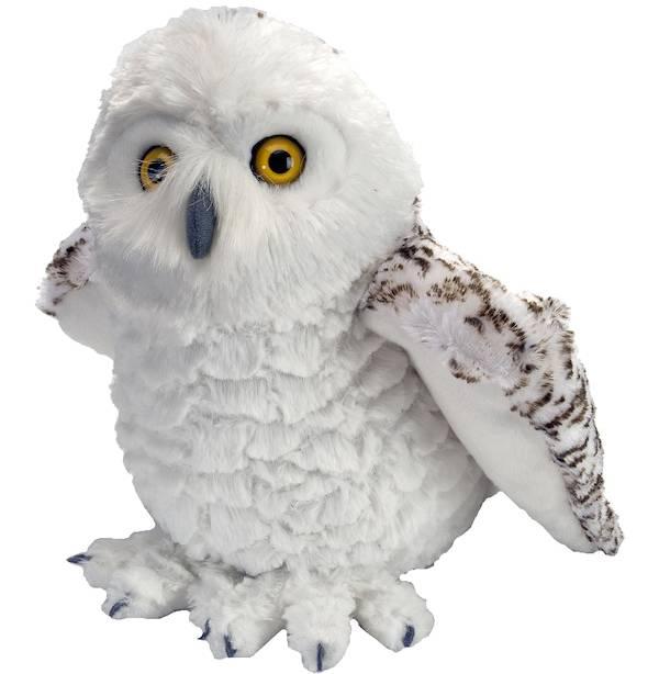 Wild Republic Snowy Owl Stuffed Animal product image