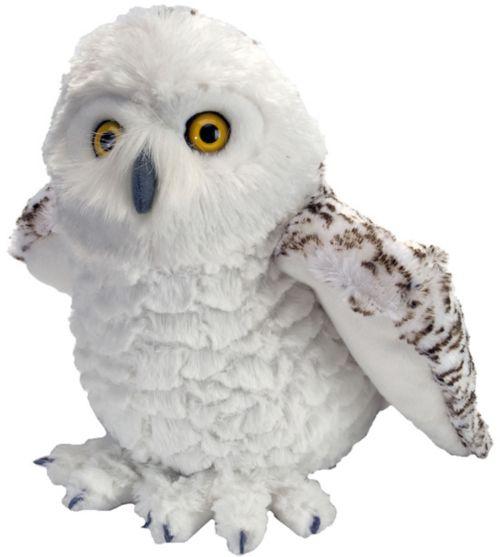 Wild Republic Snowy Owl Stuffed Animal Dick S Sporting Goods