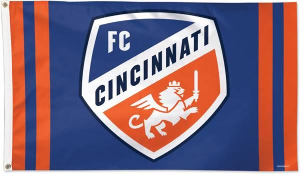 WinCraft FC Cincinnati Deluxe Flag product image