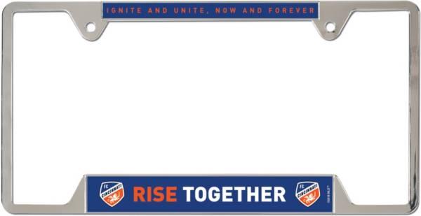 WinCraft FC Cincinnati License Plate Frame product image