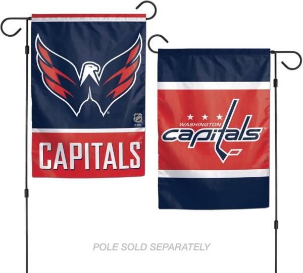 WinCraft Washington Capitals 2-Sided Garden Flag product image