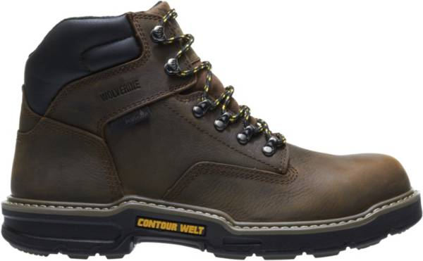Wolverine Men's Bandit 6'' Waterproof Work Boots product image