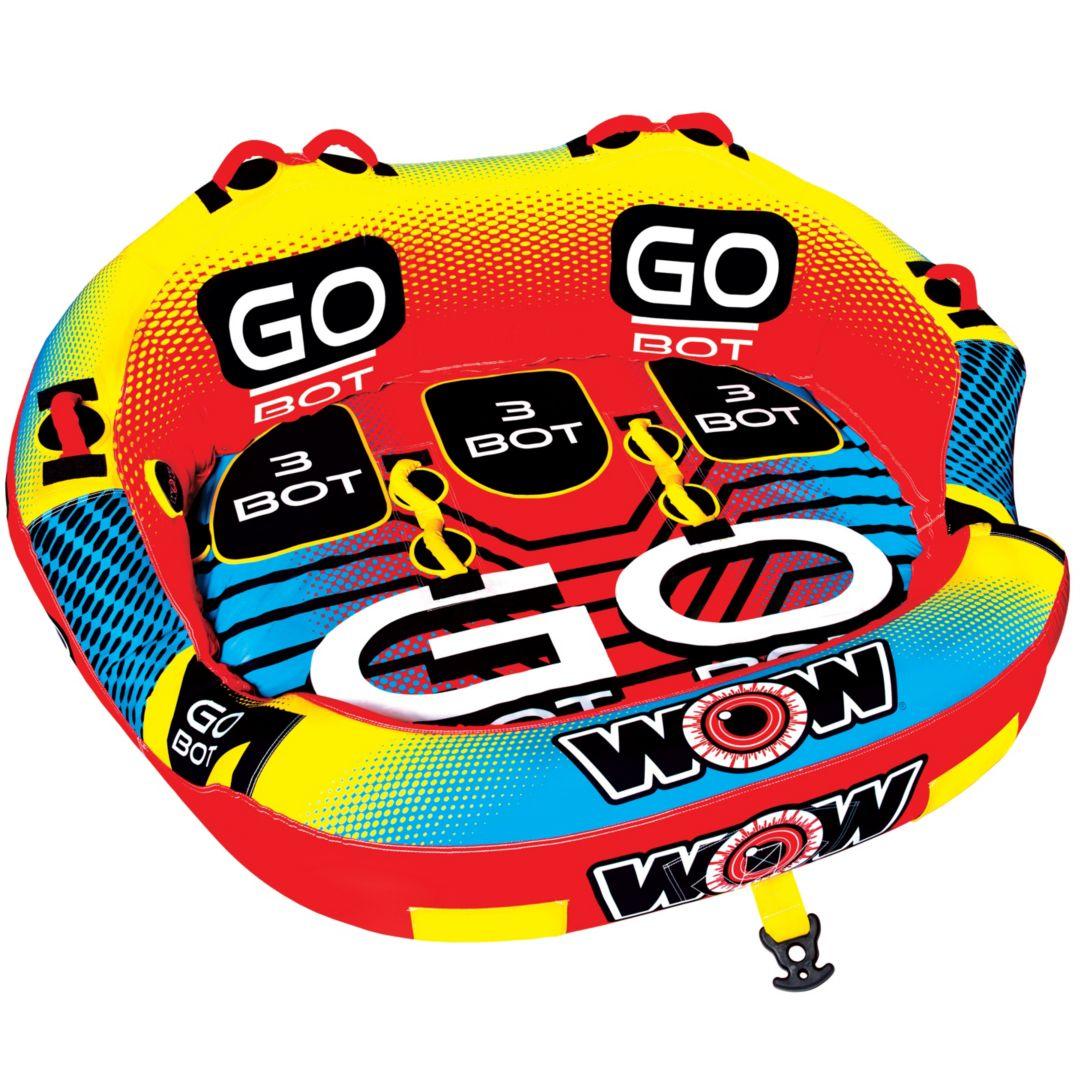 WOW Go Bot 3-Person Towable Tube