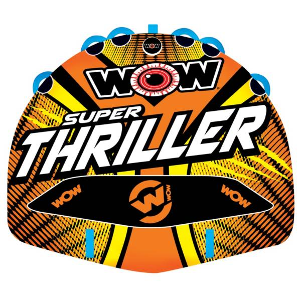 WOW Super Thriller 3-Person Towable Tube product image
