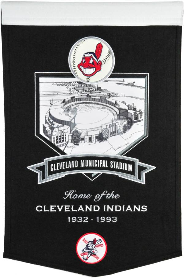 Winning Streak Sports Cleveland Indians Stadium Banner product image