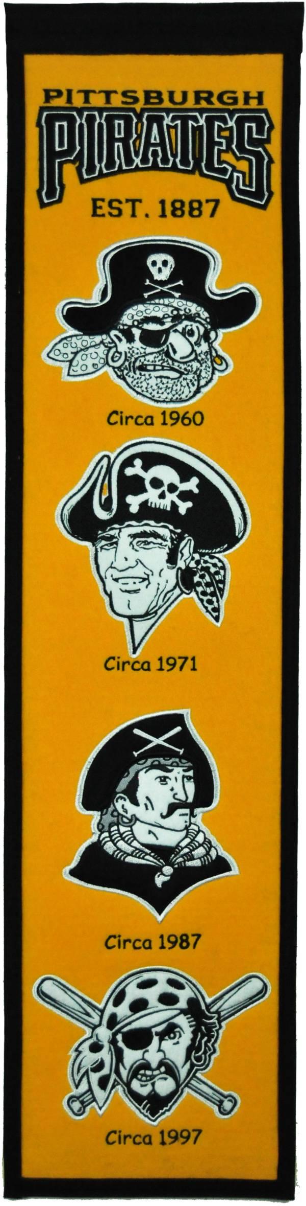 Winning Streak Sports Pittsburgh Pirates Heritage Banner product image