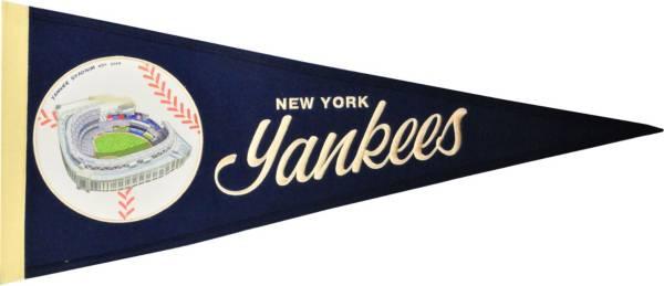 Winning Streak Sports New York Yankees Vintage Ballpark Pennant product image