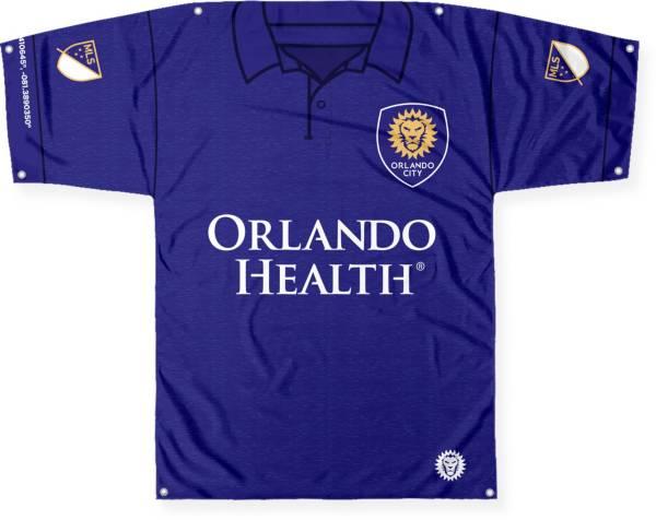 Winning Streak Sports Orlando City SC Bigtime Jersey Banner product image