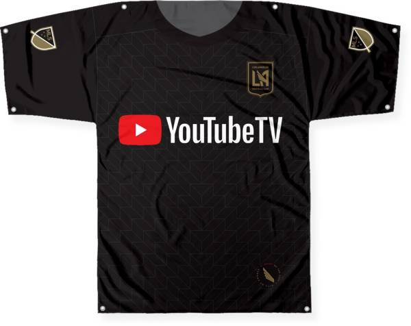 Winning Streak Sports Los Angeles FC Bigtime Jersey Banner product image