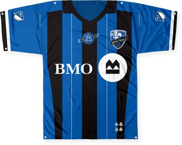 Winning Streak Sports Montreal Impact Bigtime Jersey Banner product image