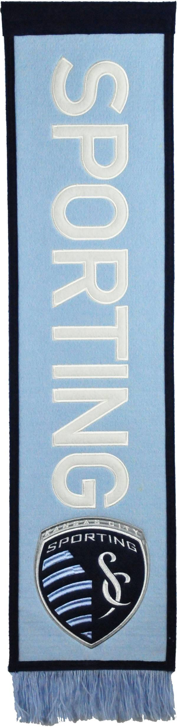 Winning Streak Sports Sporting Kansas City Scarf Team Banner product image