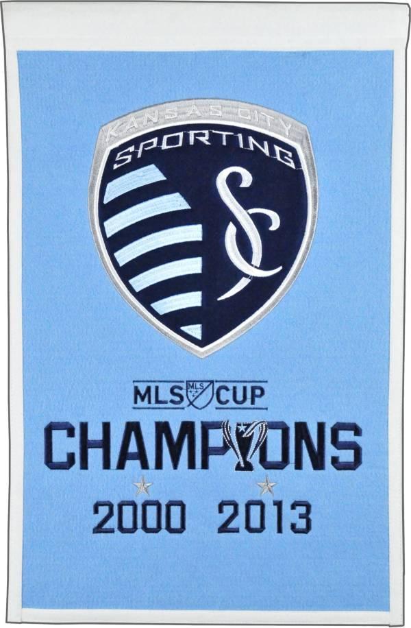 Winning Streak Sports Sporting Kansas City Team Champions Banner product image