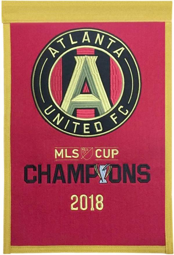 Winning Streak Sports MLS Championship Atlanta United Championship Banner product image