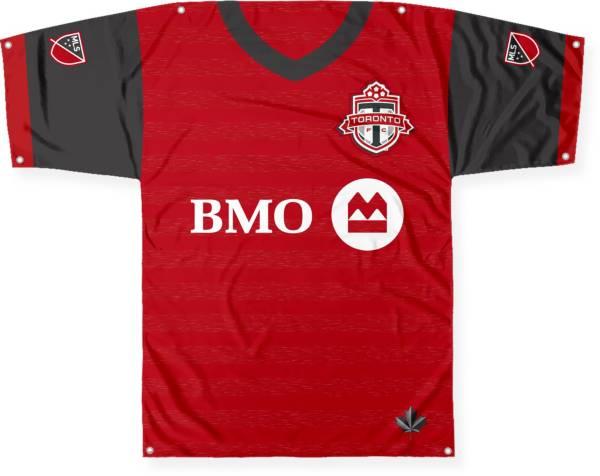 Winning Streak Sports Toronto FC Bigtime Jersey Banner product image