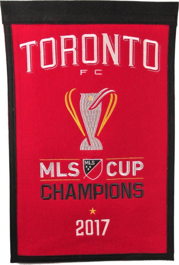 Winning Streak Sports Toronto FC Team Champions Banner product image