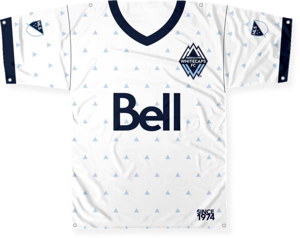 Winning Streak Sports Vancouver Whitecaps Bigtime Jersey Banner product image
